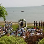 Waterfront Wedding on Cape Cod