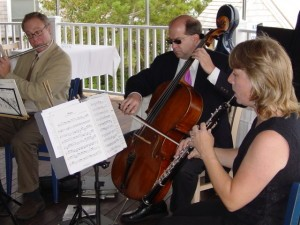 Cape Cod Wedding Music at Wequassett Outer Bar