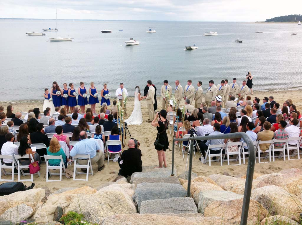 Cape Cod Wedding Ceremony Sites And Martha S Vineyard Places On To Get Married Beach Ceremonies